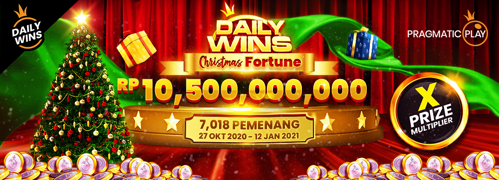 PP Christmas Fortune Promos